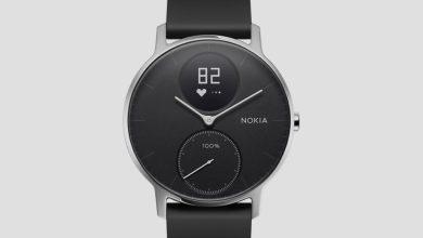 Nokia Steel HR - الساعات الذكية الهجينة