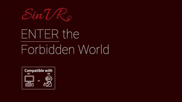 SinVR تطبيق واقع افتراضي إباحي