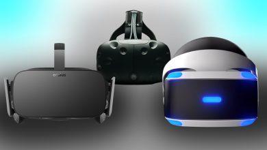 استثمارات الواقع الافتراضي في 2017