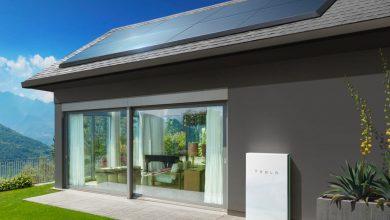 نظم الطاقة الشمسية للمنازل من تيسلا