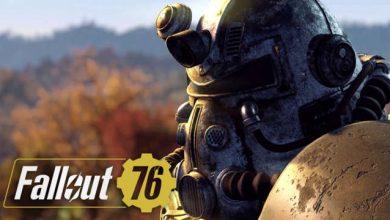 متطلبات تشغيل Fallout 76
