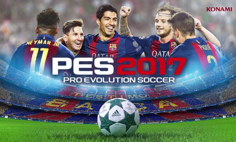 متطلبات تشغيل PES 2017