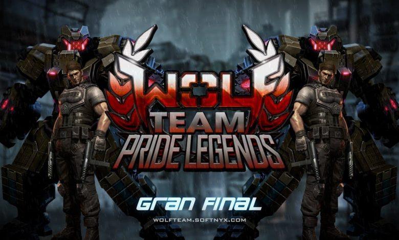 متطلبات تشغيل Wolf Team