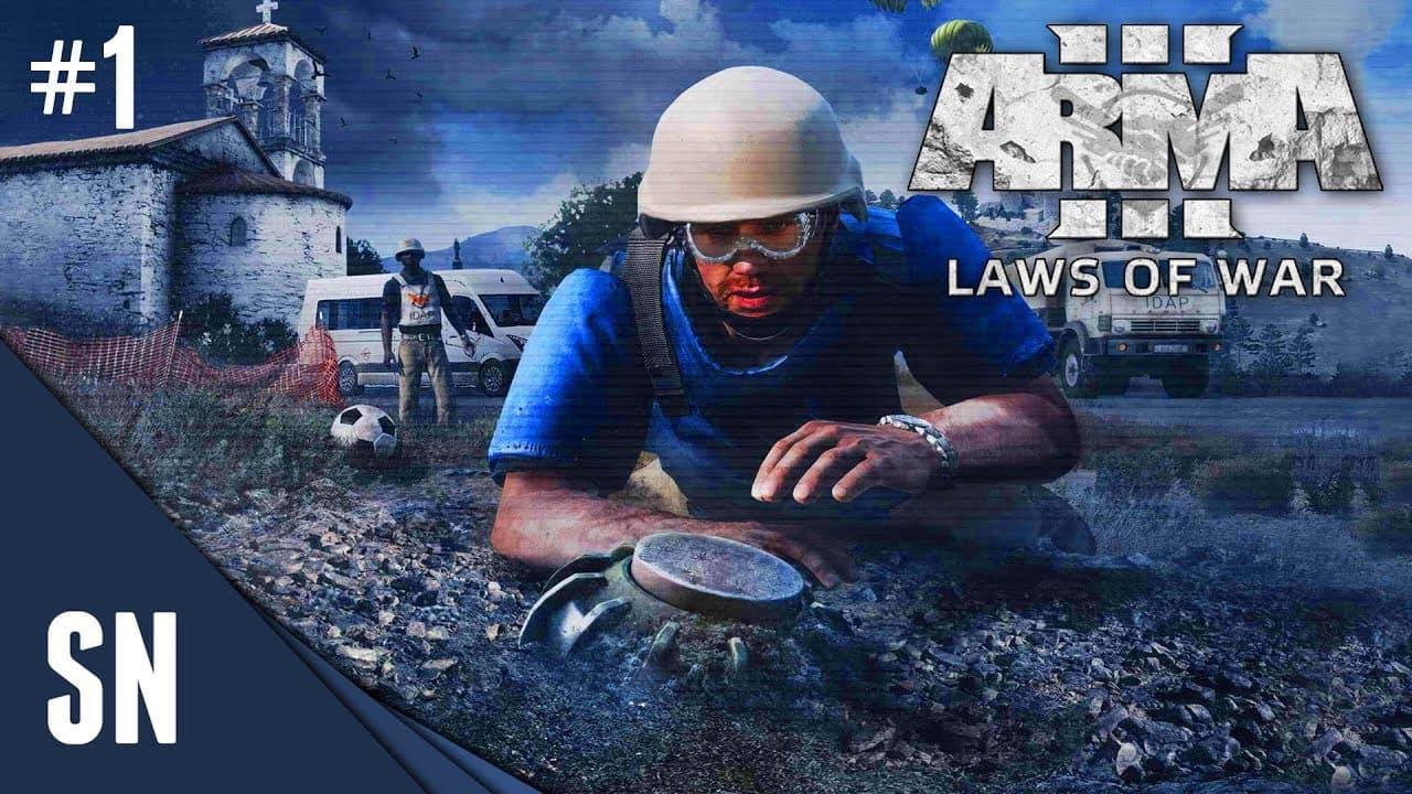 متطلبات تشغيل Arma 3 Laws of War