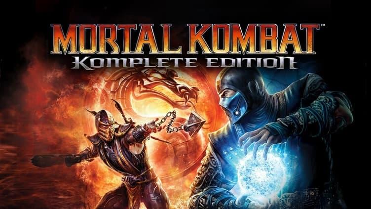 متطلبات تشغيل Mortal Kombat Komplete Edition
