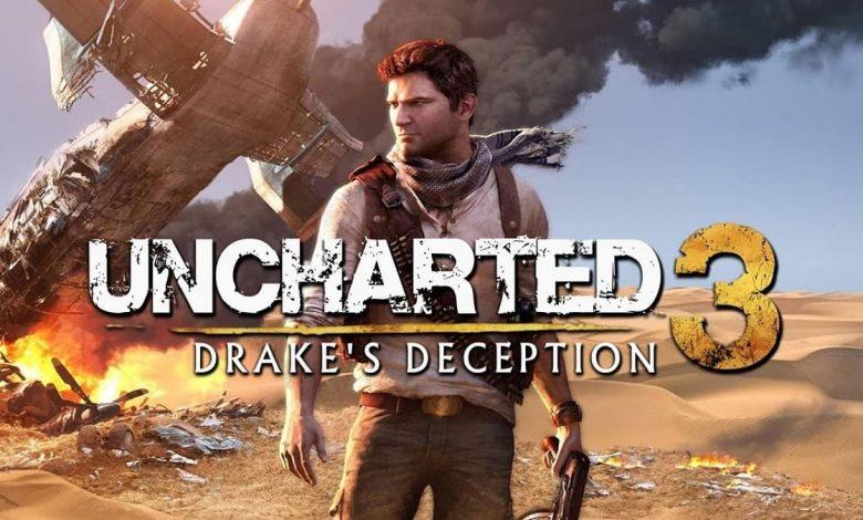 متطلبات تشغيل Uncharted 3