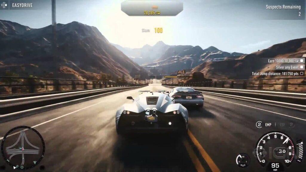 متطلبات تشغيل Need for Speed Rivals
