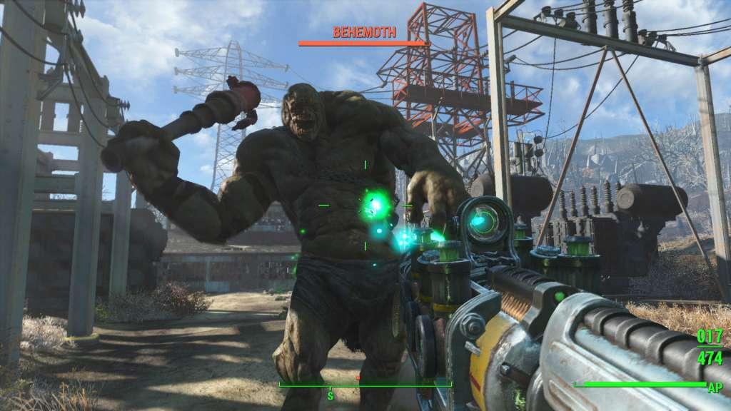 متطلبات تشغيل Fallout 4