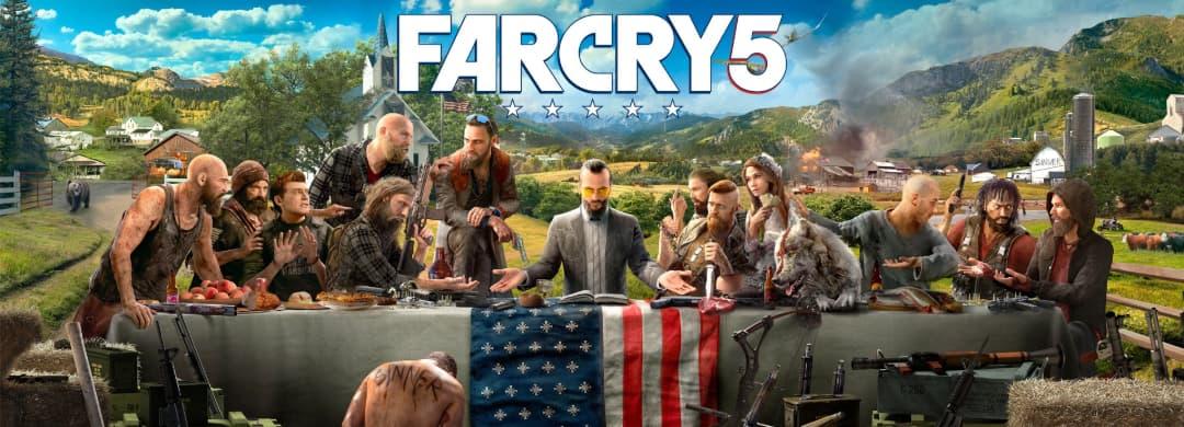 متطلبات تشغيل Far Cry 5