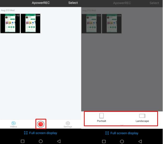 تسجيل PUBG Mobile على أندرويد باستخدام ApowerREC1