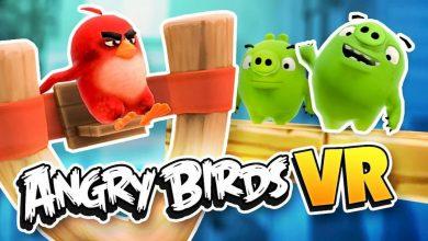 لعبة Angry Birds VR
