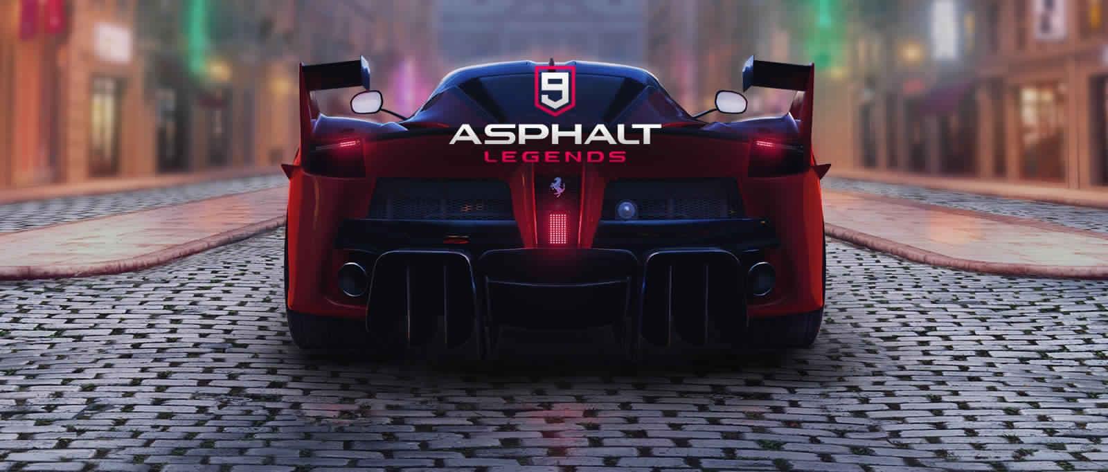 متطلبات تشغيل Asphalt 9