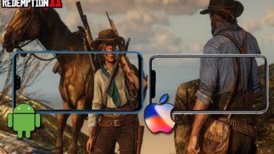 لعب Red Dead Redemption 2 على أندرويد وآيفون