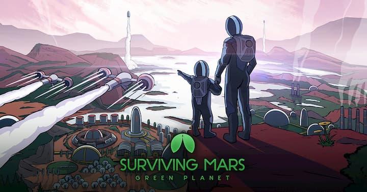 متطلبات تشغيل Surviving Mars: Green Planet