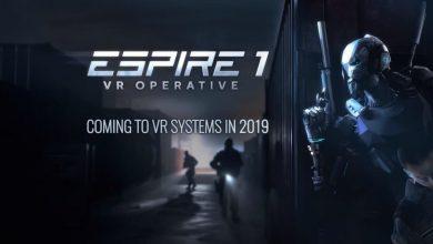 لعبة Espire 1 VR