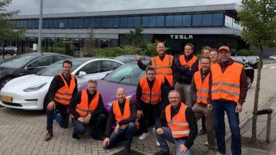 احتجاج على خفض أسعار Model 3 في أوروبا
