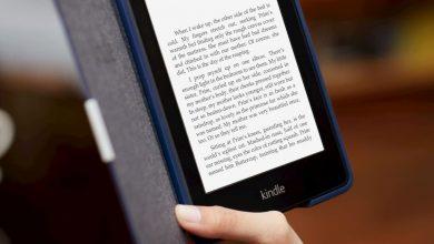 مواصفات Amazon Kindle 2012