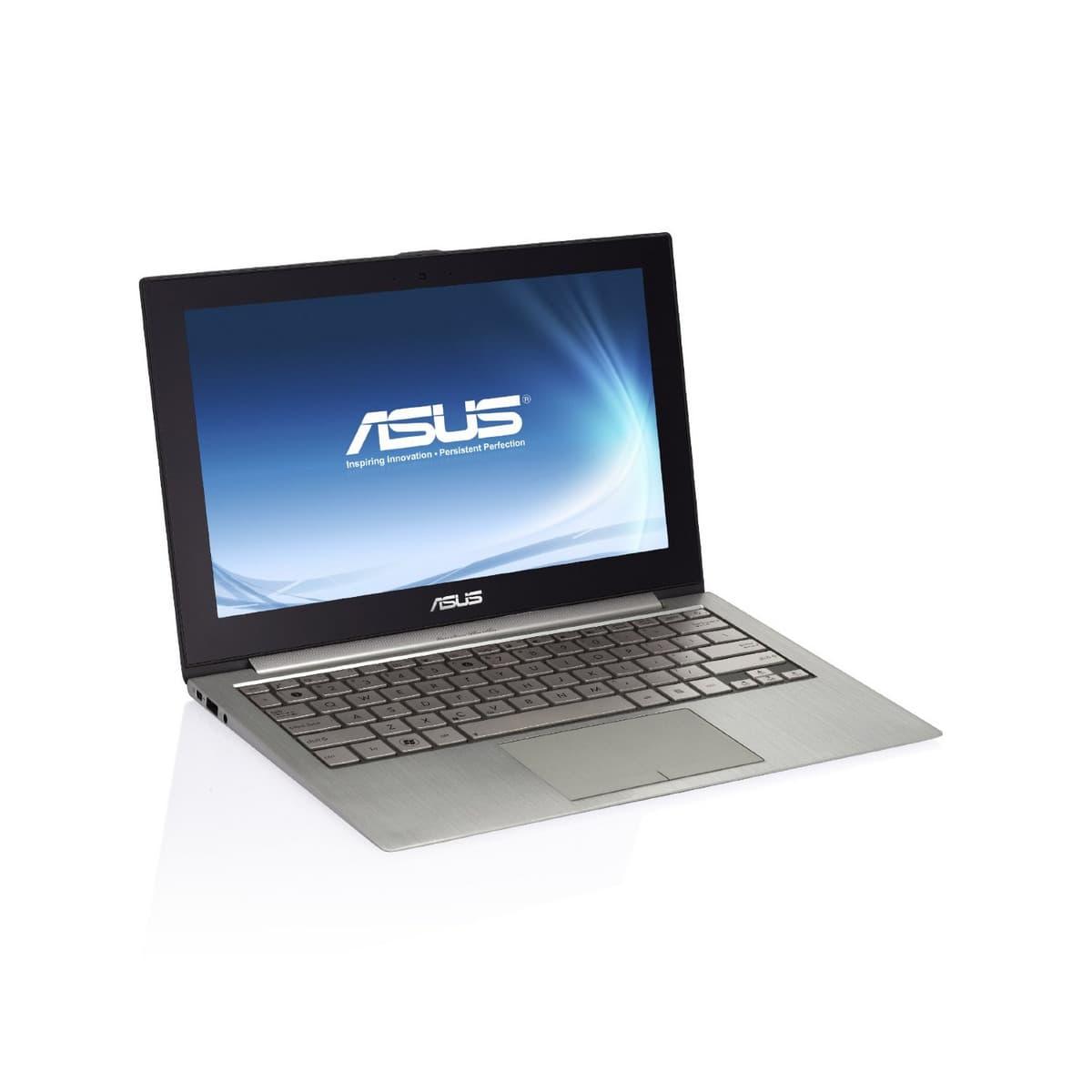 مراجعة سريعة Asus Zenbook UX21E-DH52