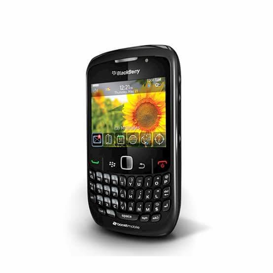 جوال BlackBerry Curve 8520 فى السعودية – السعر والمواصفات 1