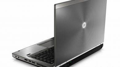 مراجعة سريعة لجهاز HP EliteBook 8460p