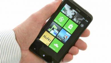 مراجعة سريعة HTC Titan