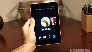 أمازون تعلن عن Kindle Fire HD 7