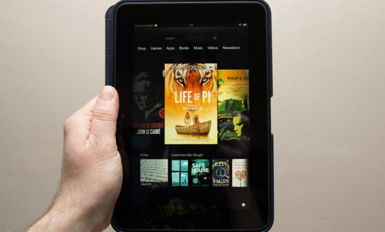 أمازون تعلن عن Kindle Fire HD 8.9