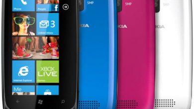 جوال Nokia Lumia 610 موجود في أسواق بريطانيا
