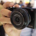 مراجعة سريعة Samsung NX200