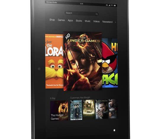 مواصفات Amazon Kindle Fire HD 7