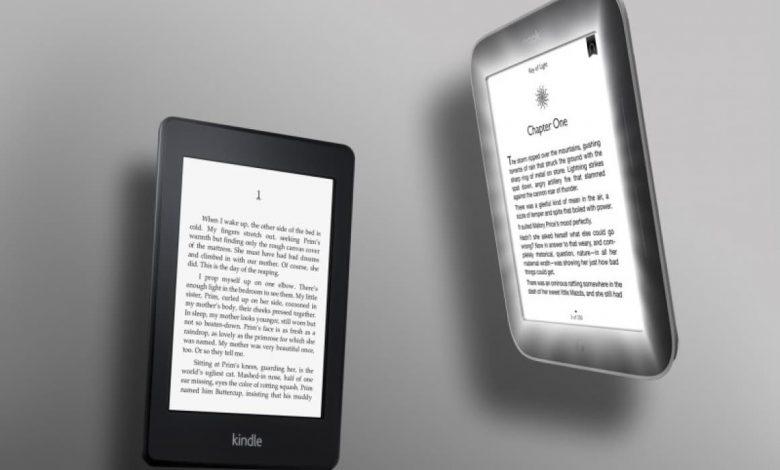 إلى عشاق القراءة Kindle vs Nook