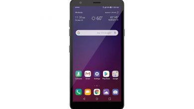 صور ومواصفات هاتف إل جي الجديد LG Escape