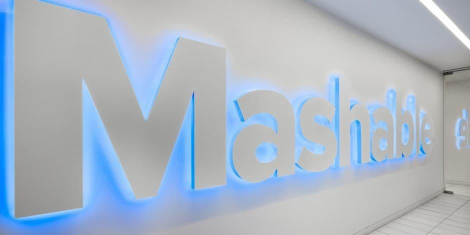 Conan O'Brien يشتري Mashable 2