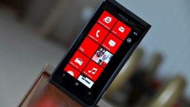 مراجعة هاتف Nokia Lumia 800