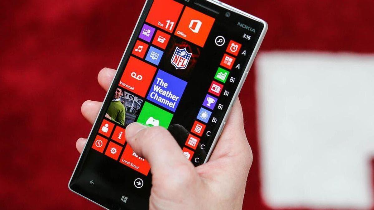 TouchPad على ويندوز فون يدعم اللمس المتعدد لويندوز 8