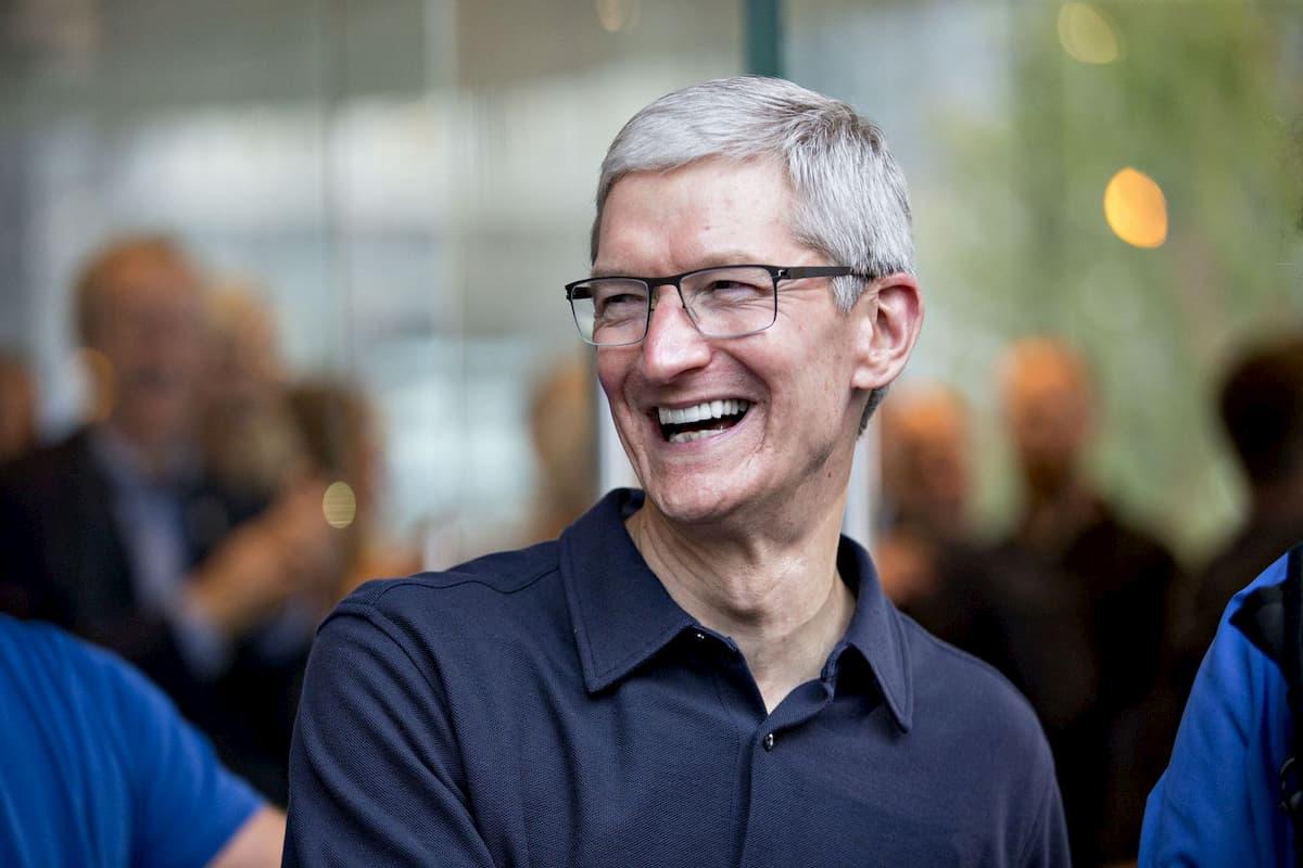 Tim Cook يحوز على جائزة المدير التنفيذي الأكثر شعبية في 2012 2