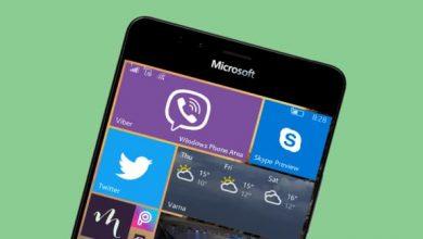 مراجعة تطبيق Viber على ويندوز فون