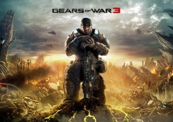 Gears of War 3 قادمة فى 20 سبتمبر 4