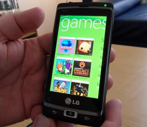 مايكروسوفت: ويندوز فون 7 هو منصتنا المحمولة للألعاب 6