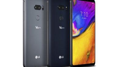 LG V35 ThinQ: هاتف رائد جديد من إل جي مبني على G7