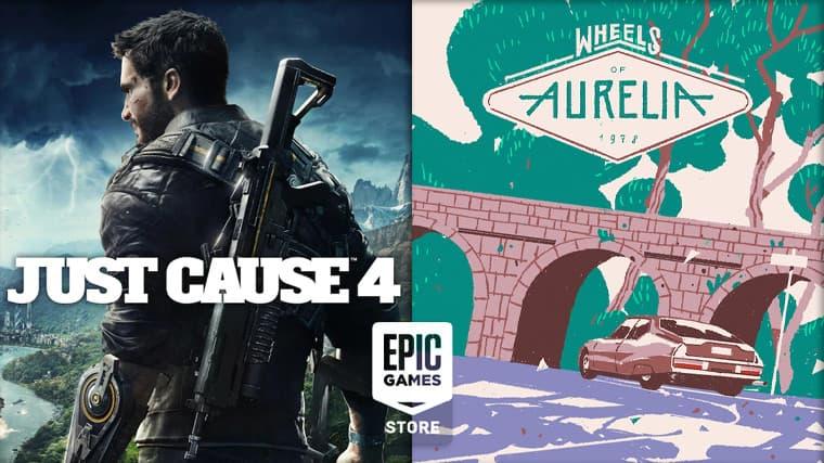 لعبة Just Cause 4 متاحة الآن للتحميل المجاني على متجر Epic