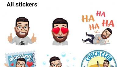 طريقة عمل أفاتار فيسبوك Facebook Avatar