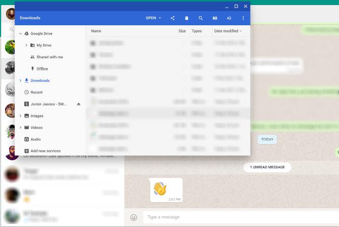 قراءة الرسائل بدون علامة زرقاء على واتساب