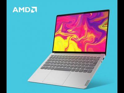 لينوفو تكشف عن لابتوب IdeaPad S540-13 مع معالج Ryzen 7 4800H