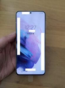 تسريب صور سامسونج Galaxy S21 Plus على تويتر 1