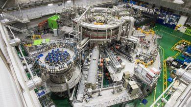 مفاعل الانصهار الكوري يُحقق رقمًا قياسيًا بالعمل عند 20 ثانية