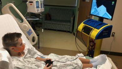 نينتندو تُطلق جهاز ألعاب سويتش مُخصص للمستشفيات!