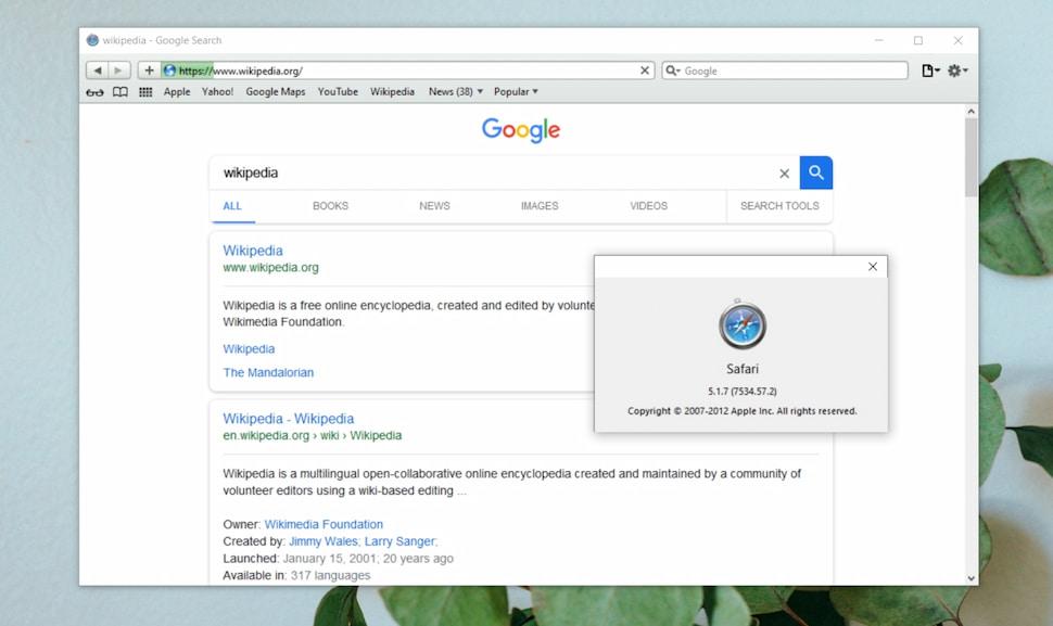 كيفية تحميل سفاري على ويندوز 10 وتثبيته