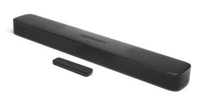 الكشف عن مكبر صوت JBL Bar 5.0 متعدد الحزم مع دعم Dolby Atmos