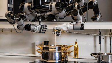 كيف يمكن للروبوت أن يتولى مهام مطبخك؟!